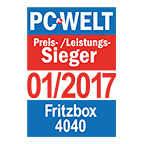 FRITZ!Box 4040: best value winner