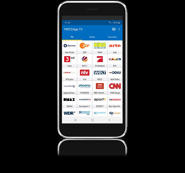 FRITZ!App TV | AVM International
