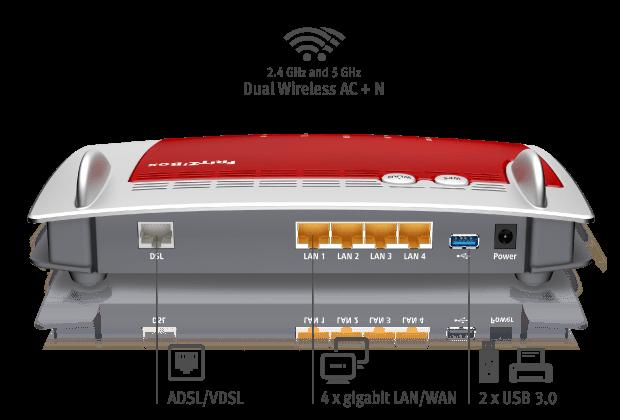AVM FRITZ!X USB v3.0 Drivers (2019)