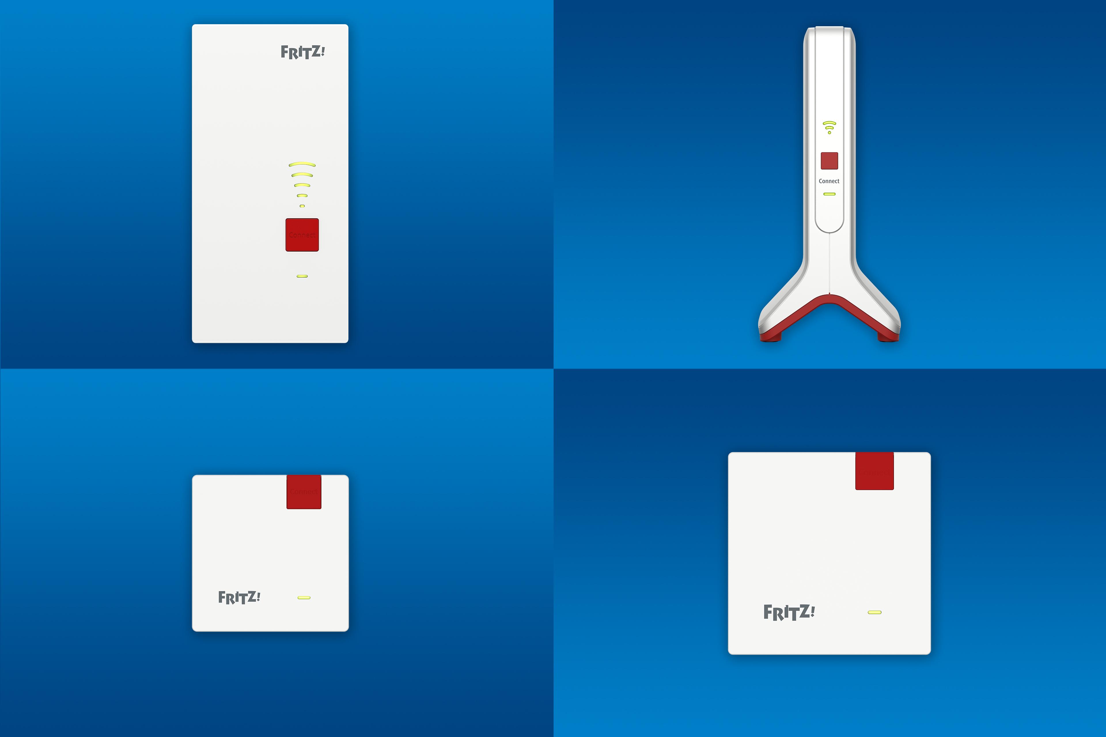 AVM presents four new Mesh WiFi Repeaters   AVM International